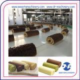 Linea di produzione dello swiss roll, macchina del pan di Spagna di strato