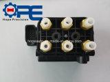 Distribuzione pneumatica del blocchetto del solenoide della valvola separata di Comprssor della sospensione dell'aria Q7