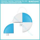 4 de 1 pinos 8 Chaveiro portátil e cabo de dados de carga para iPhone/Android Market/dispositivo porta USB