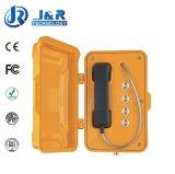 Vandalproof телефон, телефон тоннеля SIP/VoIP, подземные водоустойчивые телефоны