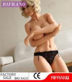 Reizende volle Silikon-Geschlechts-Puppe für Männer mit europäischem Gesicht