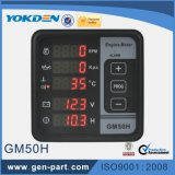 Gerador de diesel GM50h Medidor de freqüência de exibição LED