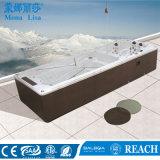 Monalisa 6.8m de Functie van de Outdoor Swim Whirlpool SPA Badkuip van de Jacuzzi (m-3373)