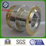 Anodizado de alta precisión de mecanizado CNC de piezas de metal plástico Alumium