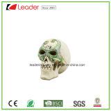 Горячие продажи Polyresin череп статуэтки в Хэллоуин подарки и украшения