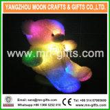 LED Teddy Bear Toy Holding Love Oreiller / Peluches LED Bear Toys à vendre / Light up Teddy Bear Peluche Toy
