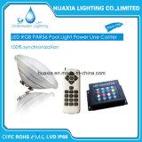 SMD3014/28345 IP68 12VAC PAR56 수중 수영 LED 수영장 빛