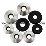 Rondelles d'étanchéité en acier inoxydable 304 avec EPDM