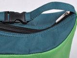 Tipo bolso portable para la comida campestre, vino, alimento de la nave del refrigerador del verde