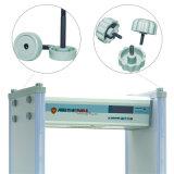 Detector van het Metaal van de Overwelfde galerij van het Alarm van de veiligheid de Visuele Hoorbare met Dubbele Infrared