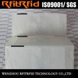 Tag RFID imperméable à l'eau de collant de qualité de résistance pour des actifs