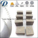 Этап диаманта ножевой головки инструмента 900mm конструкции для бетона гранита