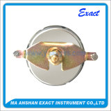 반지 압력계가 뒤 설치 압력 측정하 죔쇠 유형에 의하여 압력 측정하 구른다