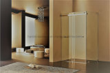 Hr-022 América do Norte Popular Double Sliding Shower Screen