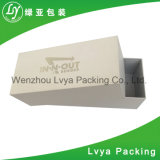 Rectángulos de papel de Costom \ pocos rectángulos de papel de la cartulina \ caja de embalaje del Libro Blanco