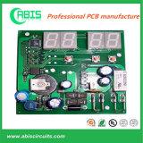 Conjunto da placa de circuito impresso com UL e RoHS.