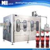 Máquina de rellenar de la bebida carbónica automática llena de la botella