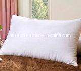 Мягкая подушка шеи пера утки серого цвета 2-4cm