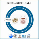 Esfera de metal pequena da esfera de cobre de C1100 1mm