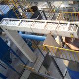 Заполнения зернового бункера для семян бобов отекшим продовольственной ковш ковш транспортера элеватора соломы