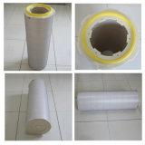 Polvere industriale della protezione di plastica per la cartuccia di filtro