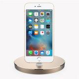 алюминиевый сплав из высококачественного металла Staiton стыковки для iPhone 6/67/7plus/s/5/5s
