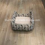 Base do cão do projeto da forma com a casa de /Cat da casa de /Pet do coxim/base do gato/caverna removíveis do gato
