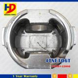 Kolben der Ersatzteil-4tne106t mit Pin für Dieselmotor zerteilt Soem (123901-22080)