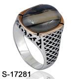 Anello d'argento dei monili di alta qualità 925 per l'uomo