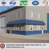 Sinoacme Construções prefabricadas estrutura metálica do prédio de escritórios