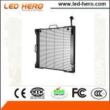 屋内高い普及した段階の使用料P10.41mm透過LED表示