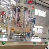Macchine di plastica verticali dell'iniezione per i cavi del connettore