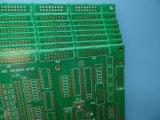 oro grueso de la inmersión de la tarjeta de circuitos impresos del PWB de 1.2m m