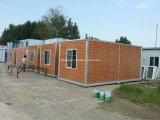 Hot Sale Easy Assemble Prefabricated / Prefab Mobile House