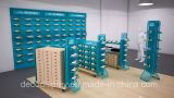 Soporte de visualización de papel de la cartulina de la visualización del almacén para la venta al por menor