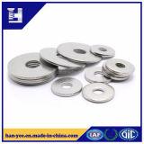구리 또는 강철 또는 알루미늄 까만 편평한 Washer/O 반지