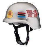 De Duitse Helm van de Apparatuur van de Politie van de Stijl