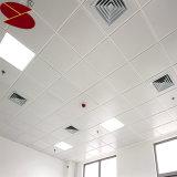Los paneles de techo de aluminio suspendidos del metal de la decoración interior de la sala de clase de la universidad