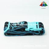 """Form-Muster des hochwertigen Polyester-2 """" Wärme-Übertragen Gepäck-Brücke mit Plastikfaltenbildung"""