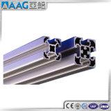 Ranura de T perfil de aluminio industrial de 4040 series