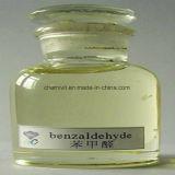 Liquide clair jaune ou jaune Benzaldéhyde