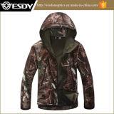戦術的な冬の方法ブランドはカムフラージュの屋外のジャケットを防水する