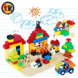Juguete colorido de los bloques de los niños creativos del bebé