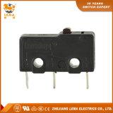 Lema 5A Connecteur de connexion rapide PCB droit noir Kw12-0s Micro Switch