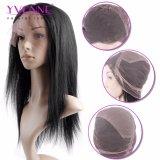 Transport gratuit normal de couleur de cheveux humains de Yvonne de lacet d'avant de perruques de cheveu brésilien droit de Vierge