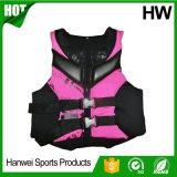EPE para a Segurança Geral de espuma vida desportiva em neoprene Vest (HW-LJ021)