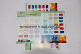 Emulisonのコーティングのための沈殿物の印刷カラーペーパー