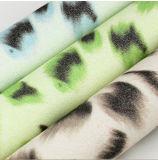 패턴 반짝임 단화를 위한 합성 인공 가죽, 부대 인쇄, 가구, 훈장, 의복 (HS-Y99)