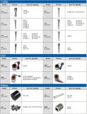 Высокий шпиндель изменения инструмента шпинделя 80000rpm CNC точности ручной