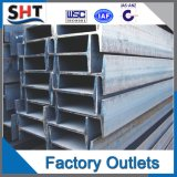 Canal de U de acero laminado en caliente para material de construcción